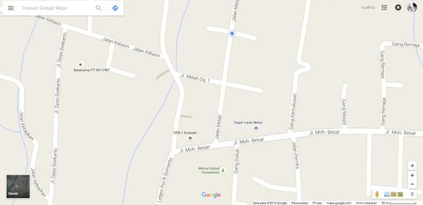Maps cv