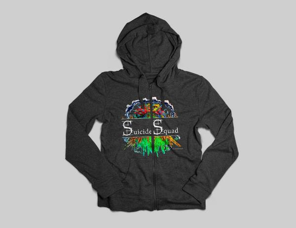Ss hoodie design cv