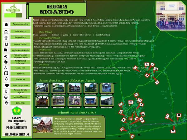 Green mapn1 cv