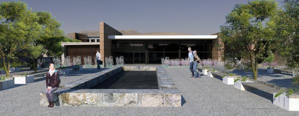 Edificio cultural cv