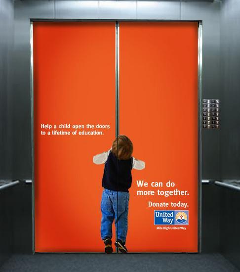 United way elevator cv