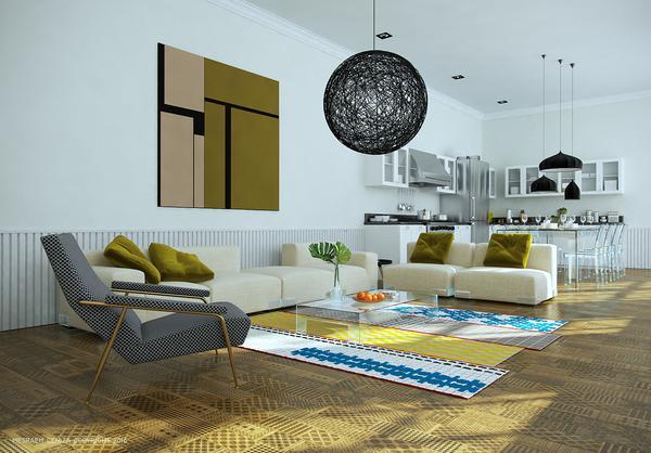 Living area cv