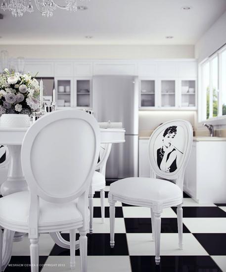 Residential dining cv