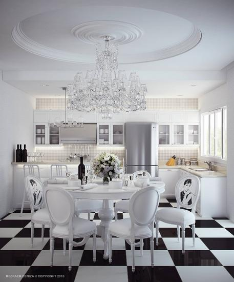 Residential dining 02 cv