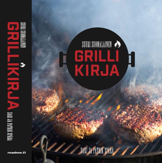 Suuri suomalainen grillikirja cv