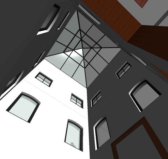 Lichthhof kuppel cv
