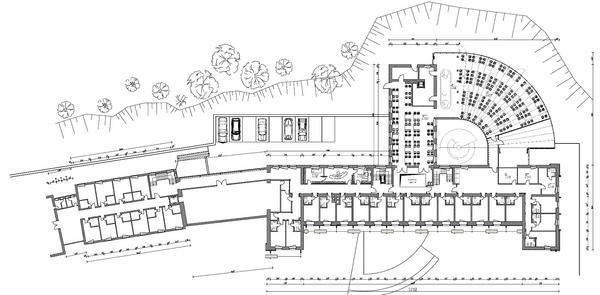 Grundriss erdgeschoss cv