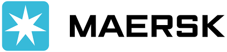 Maersk logo cv