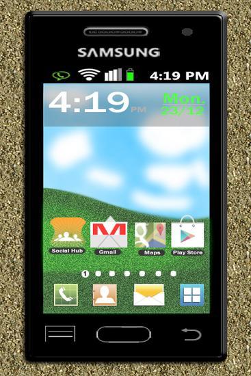 Mobile cv