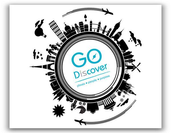 Go discover logo cv