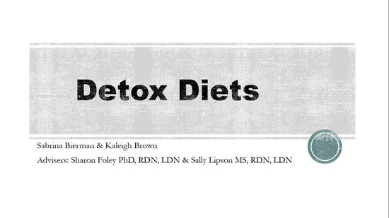 Detox diets2 thumb