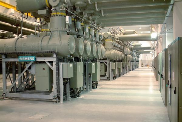 Gas insulated switchgear gis siemens cv