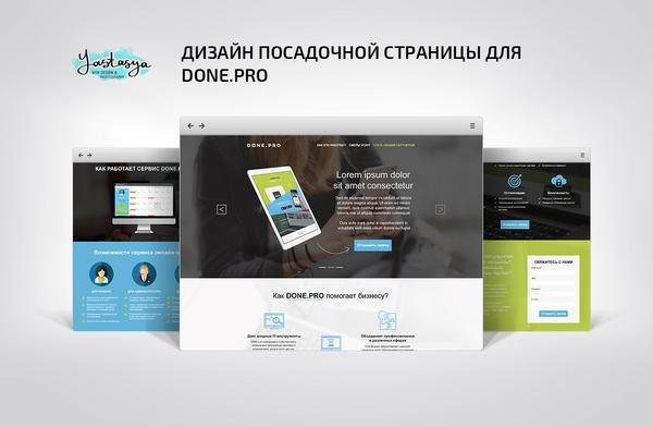 Yastasya web design done.pro cv