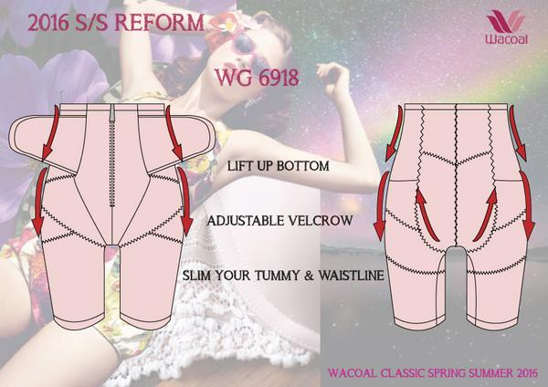 Reform girdle cv