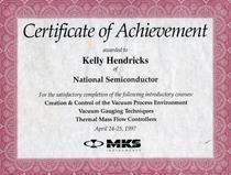 Mks cv