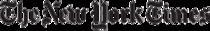 The new york times logo cv