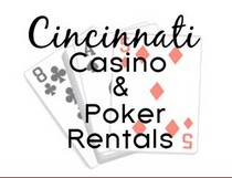 Cincinnati casino and poker rentals cv