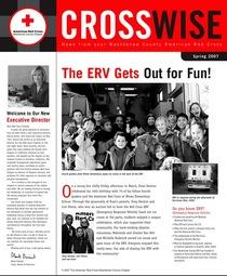 Red cross newsletter cv