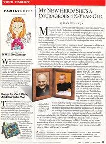 Dan evans   newsweek 2 cv