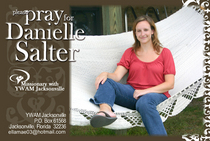 Danielle salter pray card copy cv