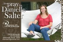 Danielle salter pray card copy cv