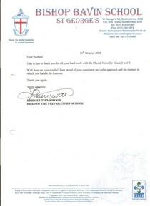 Bishop bavin letter 1 001 cv