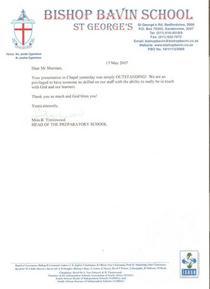 Bishop bavin letter 3 001 cv