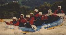 Rafting cv