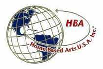 Home based arts logo clip path cv