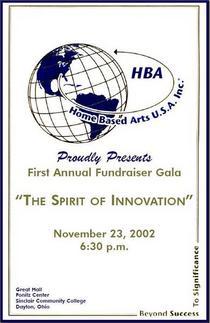 Spirit of innovation gala cover cv