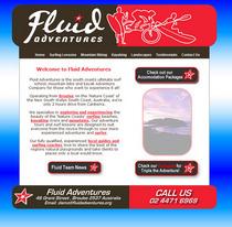 Fluidadventures cv