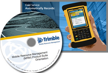 Trimble screen cd cv