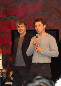 Google founders 1 cv