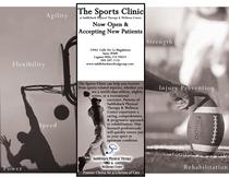 Sports clinic cv