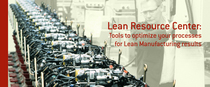 Lean microsite banner cv