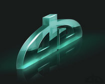Deviantart logo 3d by axertion cv