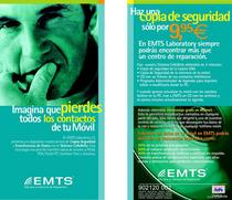 Emts flyer cv