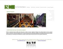 Capstone web design cv