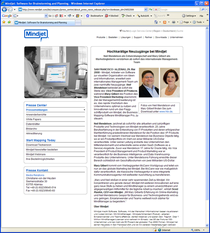 De mindjet press release may 2008 page cv