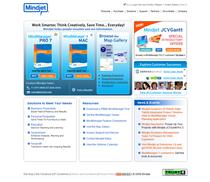 Us mindjet homepage cv