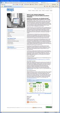 Us mindjet press release mar 2008 page cv