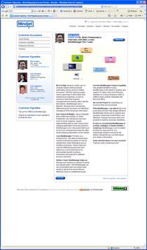 Us nindjet case studies meir kaniel page cv