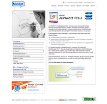 Us nindjet jcvgantt products page cv