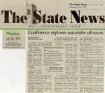 State news cv