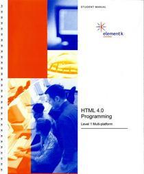 Elementkhtmlprogramming cv
