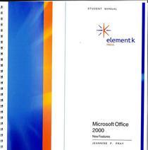 Elementkmicrosoftoffice2000 cv