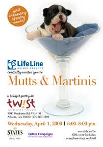 Mutts and martinis april 1 cv