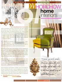 Horchow home interiors4 cv