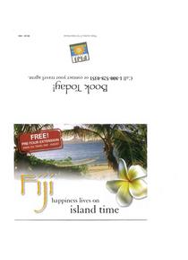 Fiji ltf note cv