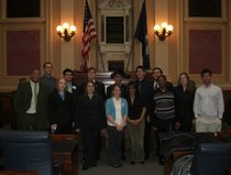 Legislative fellows cv